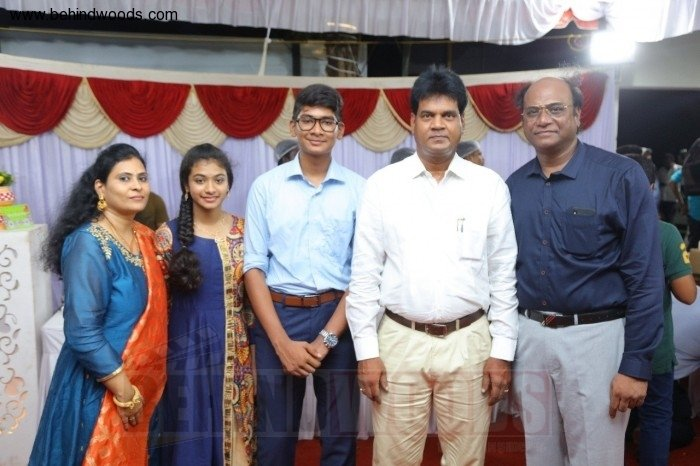 Palimer Shrikha's Vegetarian Food Court Inauguration