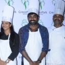 Rummy Team Cake Mixing event at Green Park