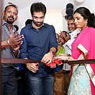 Sibiraj inaugurates India's largest Essensuals Salon at Tiruppur