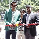 Srikanth launches Aravind store