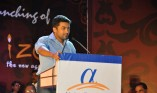 Suriya at Trichy Alpha School Annual Day Function