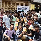 Theri Audio Release Fans Celebration