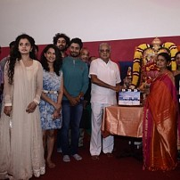 Unnodu Ka Movie Pooja