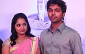 GV Prakash and Saindhavi unveil NAC's platinum Love Bands