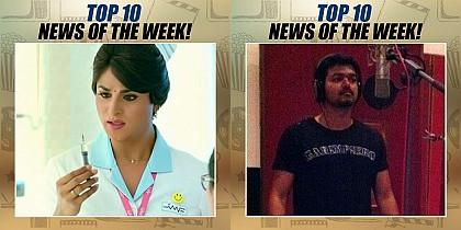 Top 10 news of the week (Oct 23 - Oct 29)