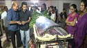 Tamil film fraternity pays homage to Actress Manjula Vijayakumar Part 3