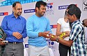 Leander Paes @ Vocational Rehabilitation Centre for the Handicapped