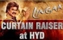 Lingaa Curtain Raiser at Hyderabad