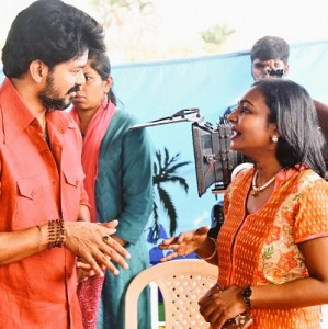Mersal Tamil movie photos