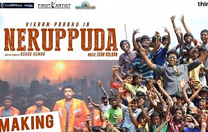 Neruppuda Making Video