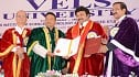 Prabhu receives Doctorate from Vels University - Video