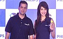 Shruti Haasan campaigns for Philip's new beginning