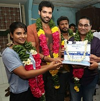 Sibiraj Aishwarya Rajesh New Movie