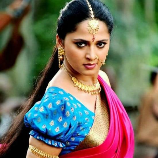 Anushka Shetty as