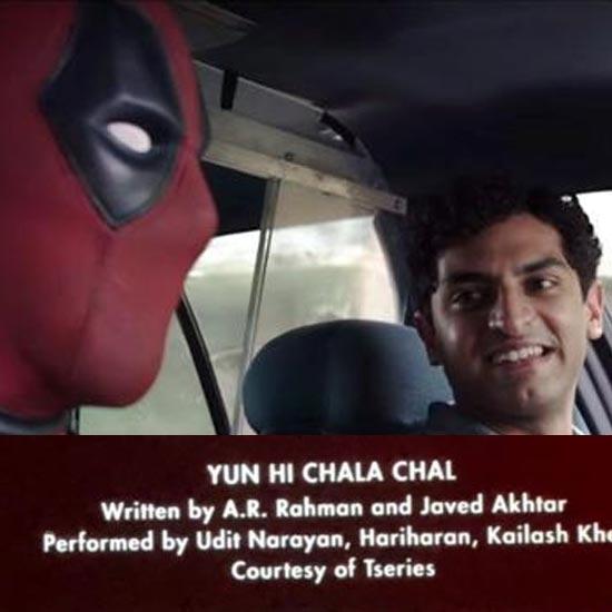Yun Hi Chala Chal - Deadpool 2 (2018)
