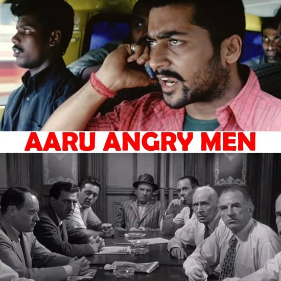 12 Angry Men - Aaru Angry Men