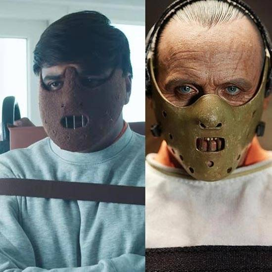 The Silence of the Lambs | Anthony Hopkins as Hannibal Lecter
