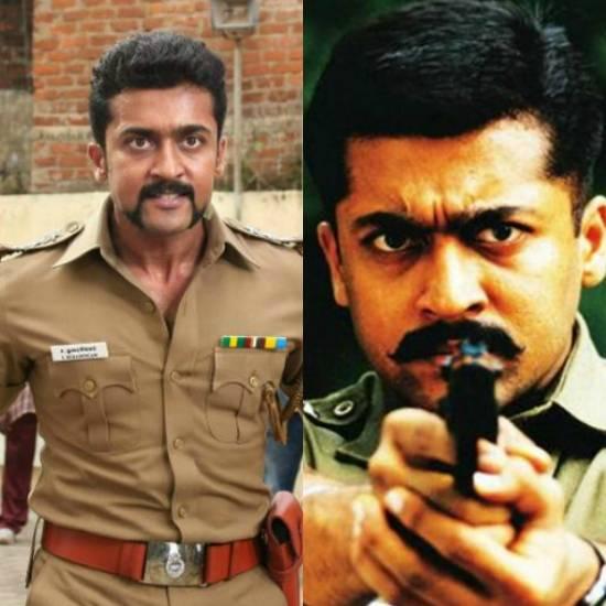 Police officer - Singam & Kaakha Kaakha