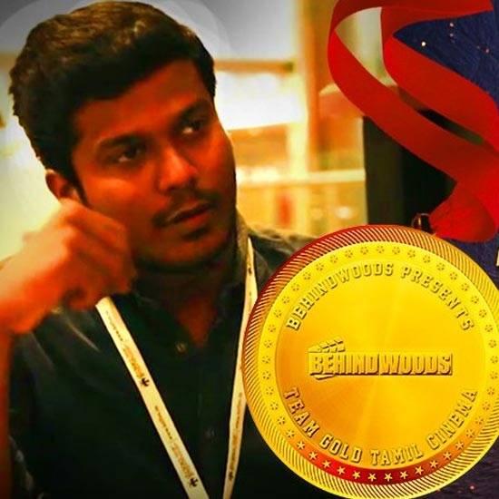 Best Dialogue Writer - Manikandan for Vikram Vedha
