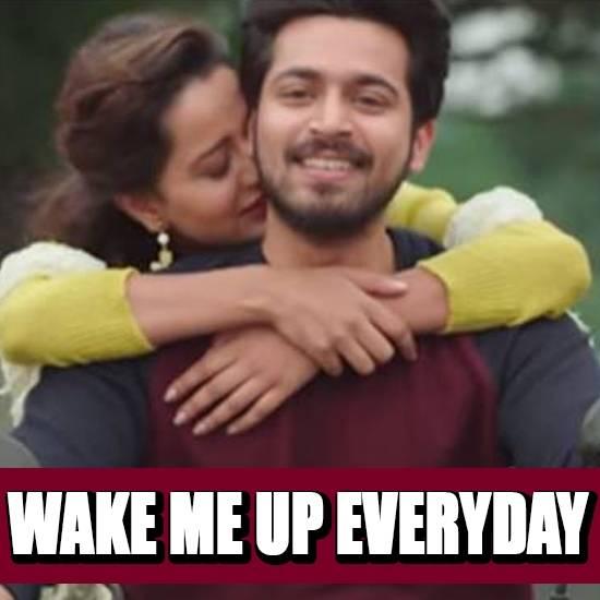 Wake Me Up Everyday