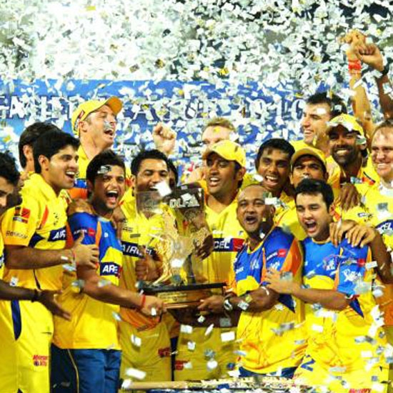 2010 - Chennai Super Kings vs Mumbai Indians