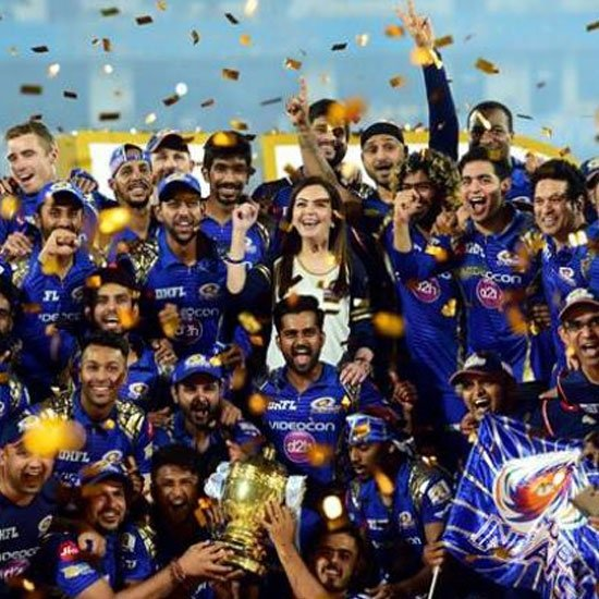 Mumbai Indians Vs Chennai Super Kings Songs 2018: 2015 - Mumbai Indians Vs Chennai Super Kings