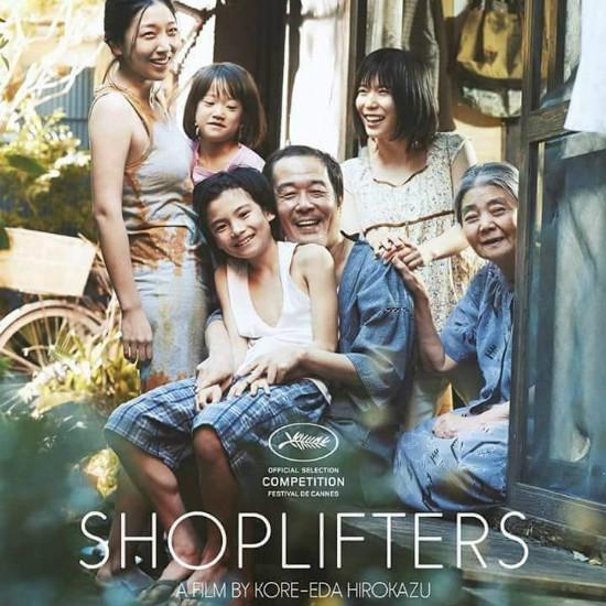 SHOPLIFTERS - Palme d'Or