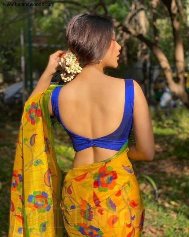 Nabha Natesh (aka) Nabha Naatesh