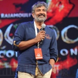 """Your speech opened the floodgates for me"", Rajamouli to Rana Daggubati"