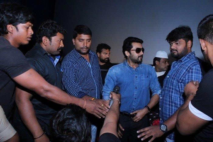 Gang Movie Team In Rajahmundry
