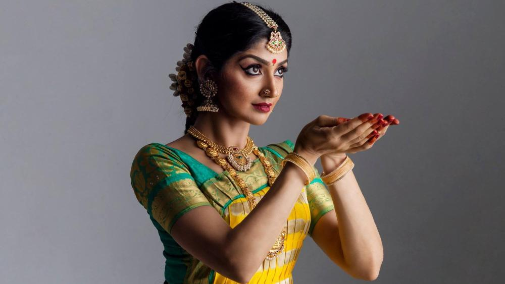 Divyaa Unni daughter is as expressive as her Bharatanatyam exponent mum