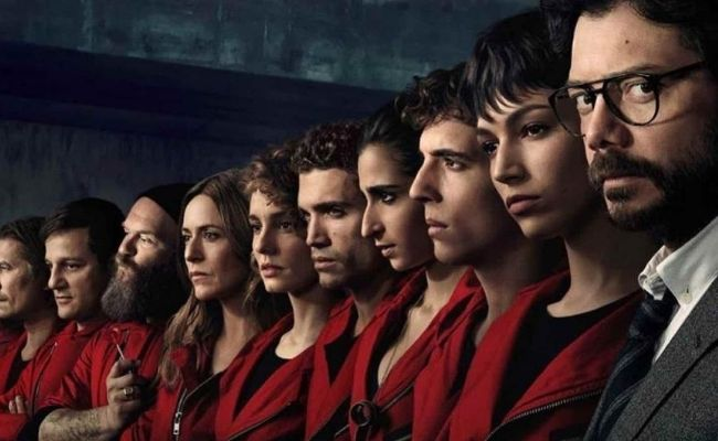 Netflix confirm last and final season of the series Money Heist