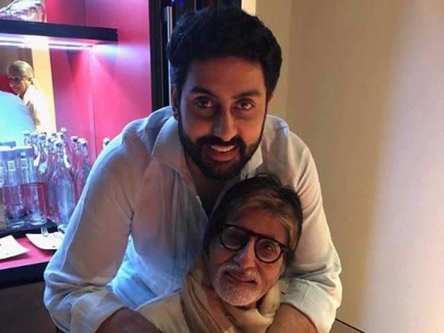 Amitabh Bachchan tests negative for Covid19 while Abhishek is still in hospital as he is Covid19 postive