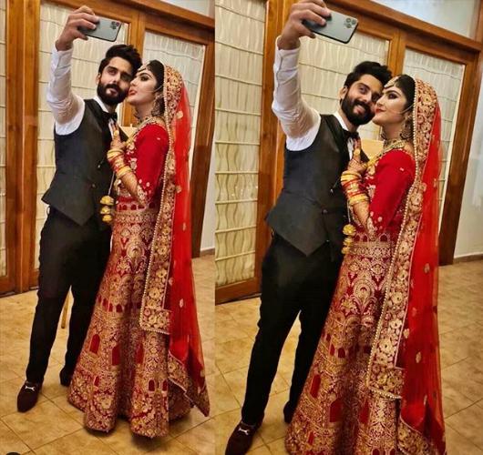Bairavaa actor Roshan Basheer got married during lockdown, Pics goes viral  | பைரவா நடிகர் ரோஷன் பஷீர்