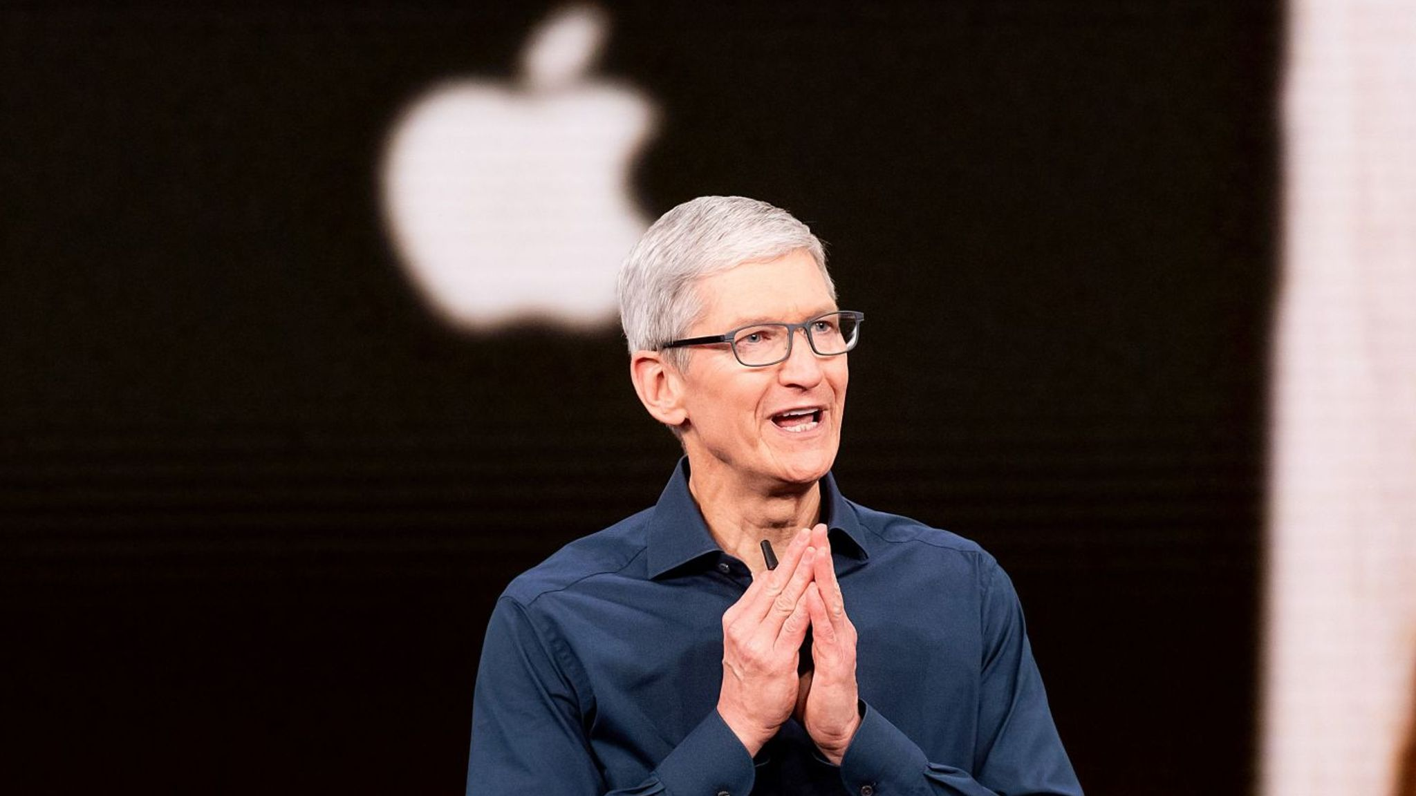 apple ceo impressed by remote work sees permanent changes report