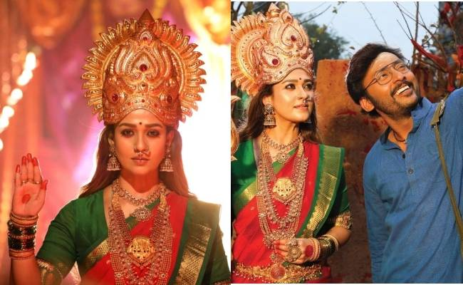 Nayanthara's next opts for direct OTT and Vijay TV release ft RJ Balaji's Mookuthi Amman