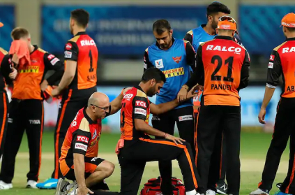srh Bhuvneshwar and dc amit mishra to ruled out of ipl 2020