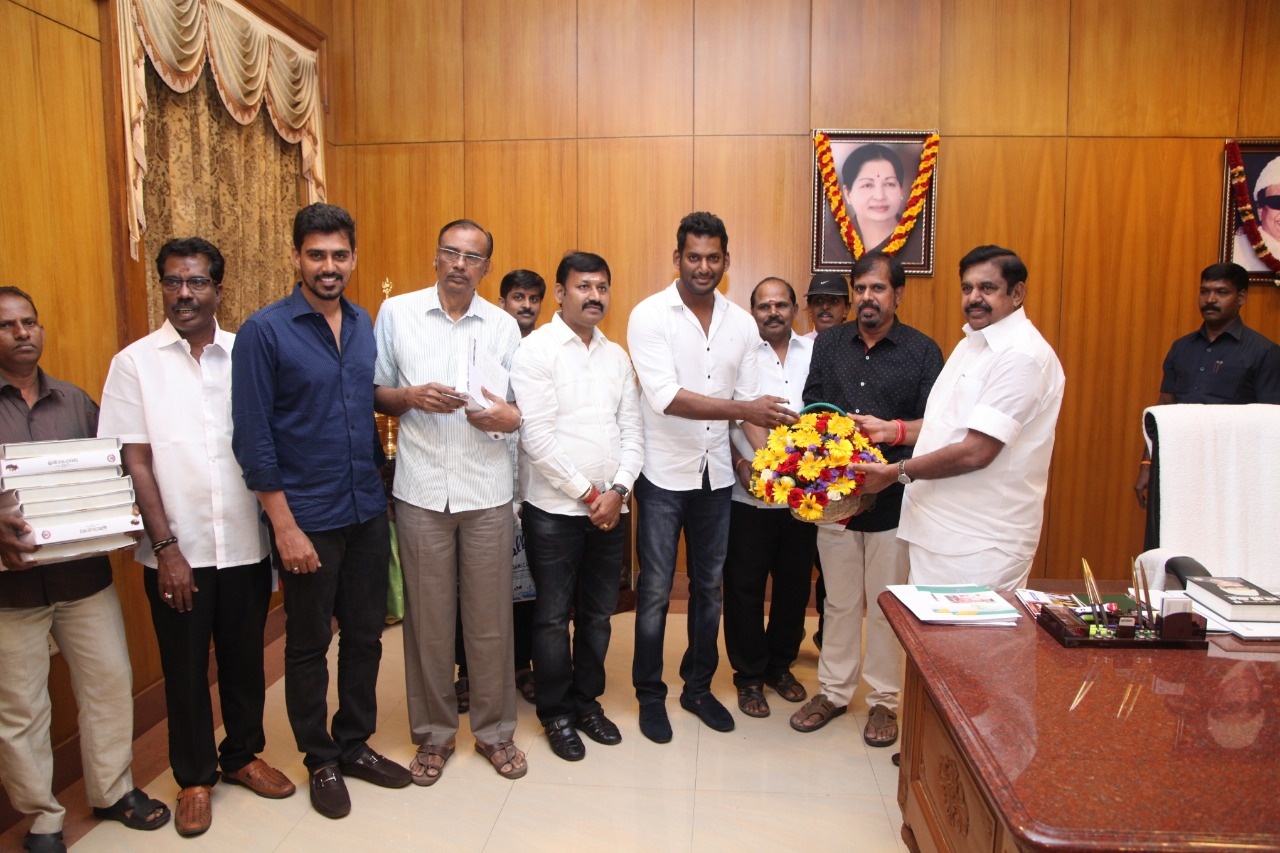Tamil Film Producers Council elections announced
