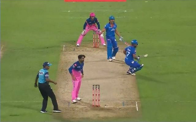 rishabh pant gets trolled after bizarre run out in dcvsrr match