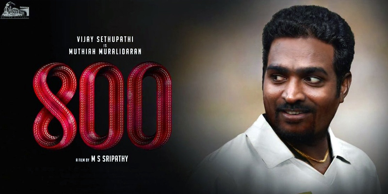 Muttiah Muralitharan's biopic 800 makers issue statement on ShameOnVijaySethupathi controversy