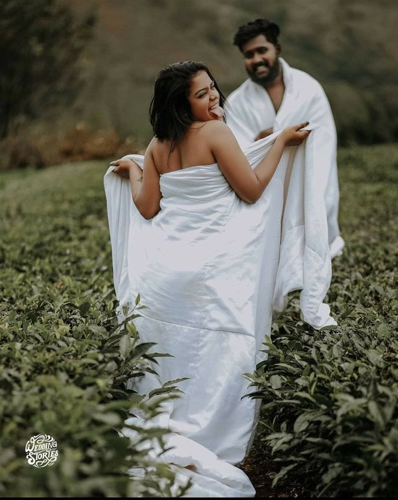 Kerala Couple abused and trolled for viral wedding shoot respond