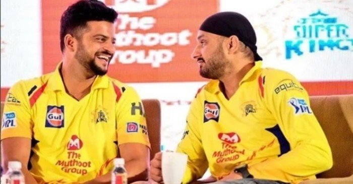 csk ceo shares update on sureshraina harbhajansingh future in csk
