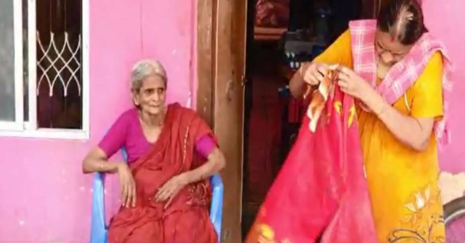 Chennai mysterious lady attempt chain snatching from 82 year old woman