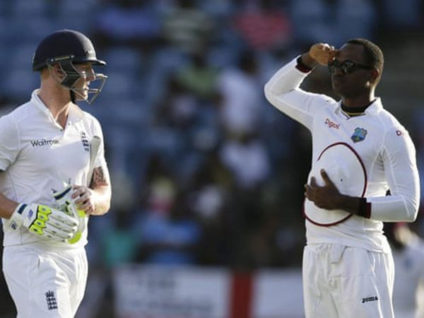 marlon samuels shares post about ben stokes wife twitter reacts