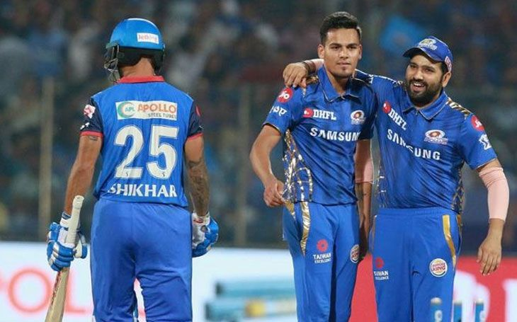 rohit sharma ask rahul chahar to lead team after low performance