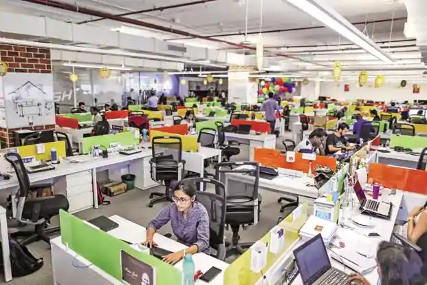 govt relaxes work from home wfh rules for it and bpo companies