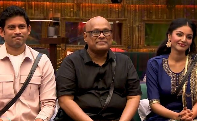 Was Balaji Murugadoss given red card in Bigg Boss Tamil 4 - Watch video