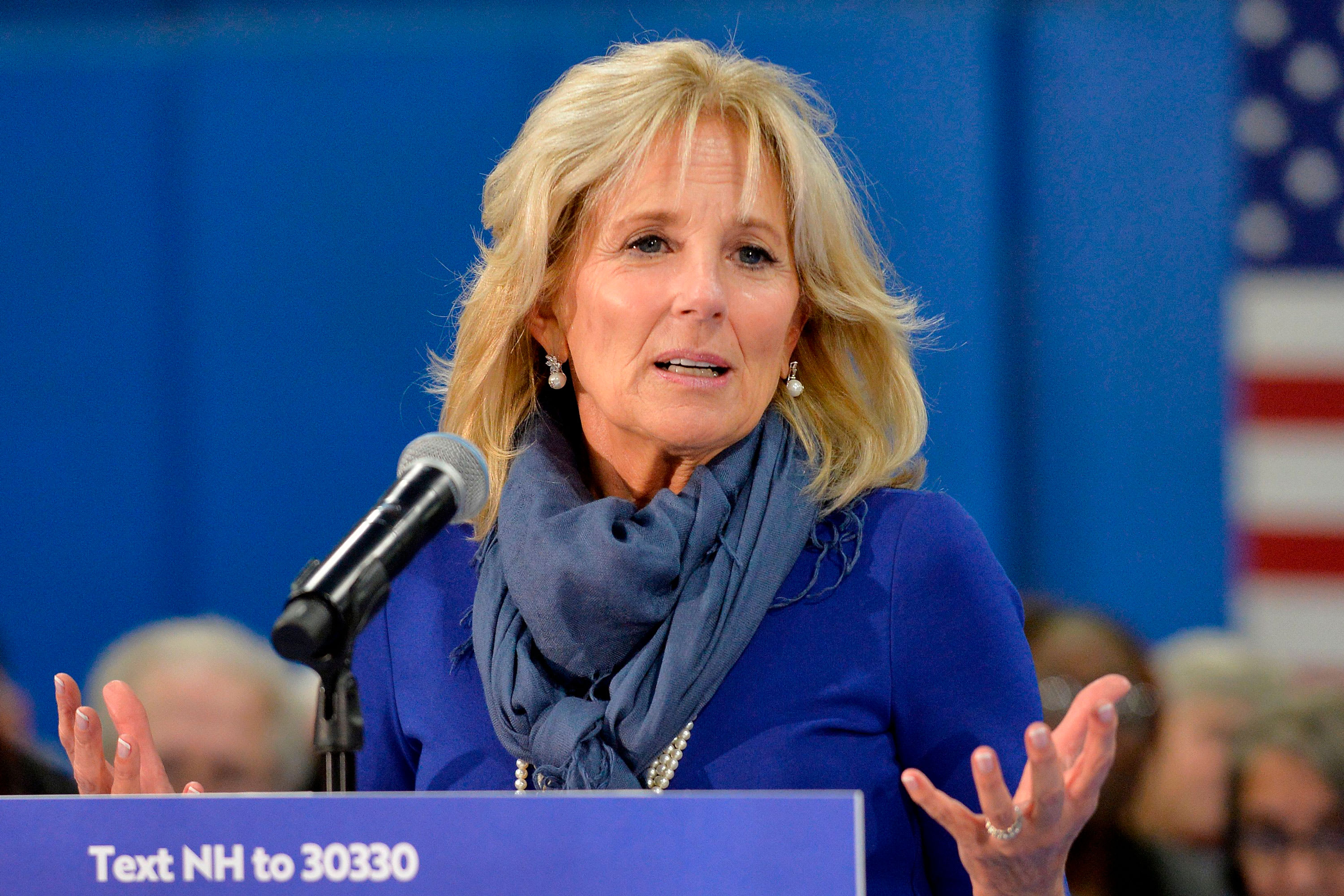 DR Jill Biden will be the only first lady in the role's 231 yr history