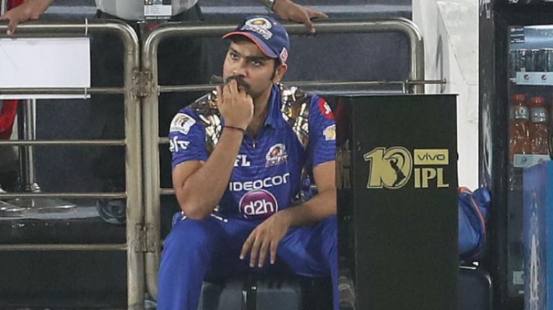 rohit sharma breaks silence on controversy over hamstring injury