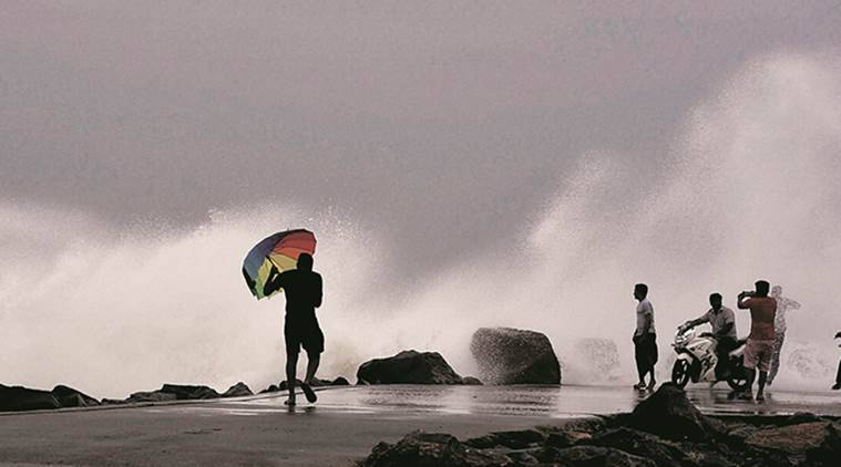 chennai to see rains as cyclone nivar heads for tamilnadu coast